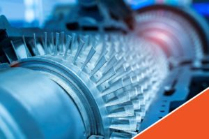 INDUSTRIAL TURBINE SPECIALIST – THE POWER TO DELIVER MORE